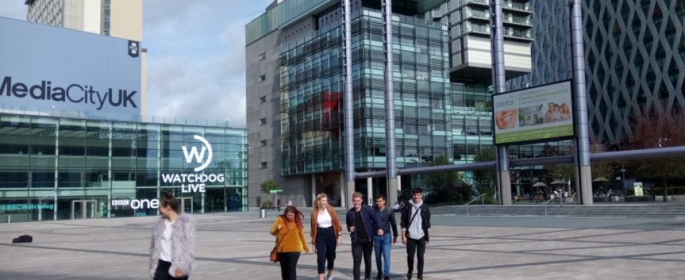 'Gig reviews and inspiring journalists': My first term at The School of Journalism