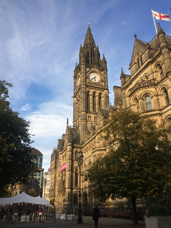 study journalism in Manchester