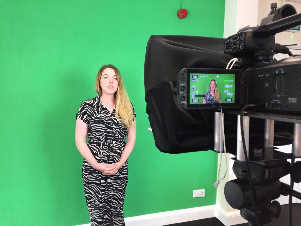 broadcast journalism courses