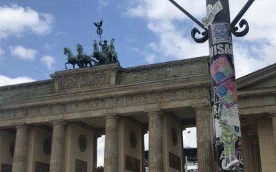 History, travel and investigative journalism: How I spent my summer bursary exploring Berlin
