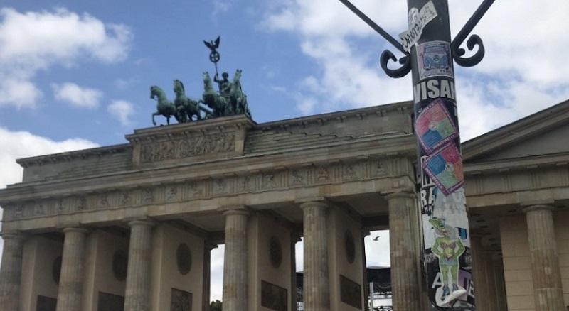 History, travel and investigative journalism: How I spent my summer bursary exploring Berlin