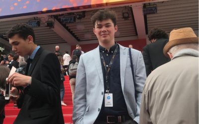 New releases, red carpets and reviews: How I spent my summer bursary covering Cannes and Venice film festivals