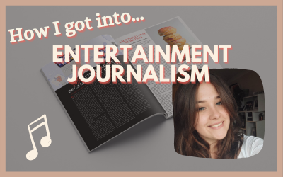 How I got into… entertainment journalism